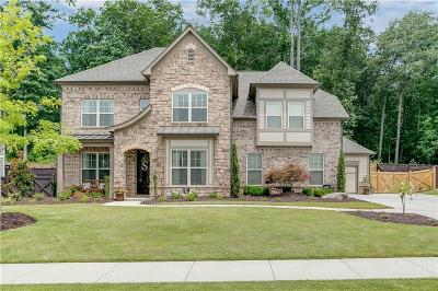 Forsyth County Single Family Home For Sale: 3570 Valleyway Road