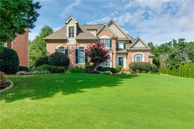 Snellville Single Family Home For Sale: 2123 Waterway Lane