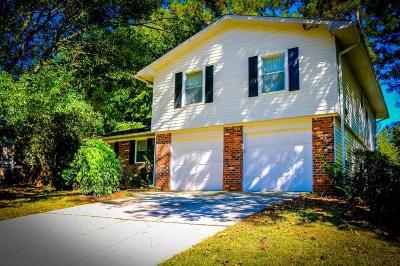 Smyrna Single Family Home For Sale: 3855 Herren Drive SW