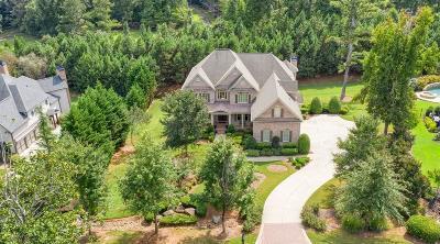 Milton  Single Family Home For Sale: 1222 Basnett Drive