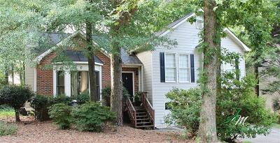 Single Family Home For Sale: 3221 Country Walk Drive