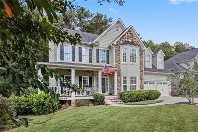 Woodstock Single Family Home For Sale: 144 Highlands Drive