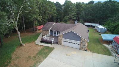 McDonough Single Family Home For Sale: 677 Highway 81 W