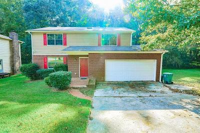 Ellenwood Single Family Home For Sale: 3615 Satellite Boulevard