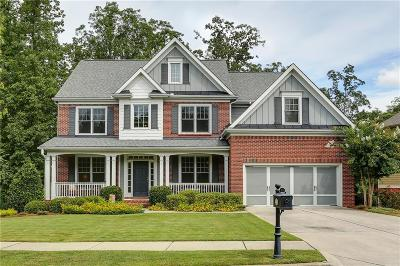 Flowery Branch Single Family Home For Sale: 7405 Whistling Duck Way
