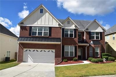 Lawrenceville Single Family Home For Sale: 1212 Ashton Park Drive