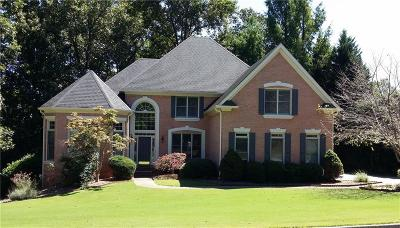 Johns Creek Single Family Home For Sale: 410 Arborshade Trace