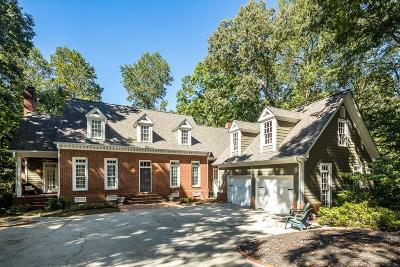 Roswell Single Family Home For Sale: 740 Valley Summit Drive