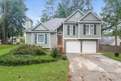 Single Family Home For Sale: 4804 Hunter Trace