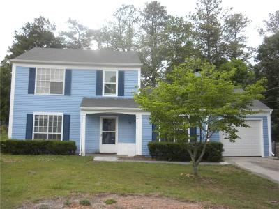 Norcross Single Family Home For Sale: 1528 Shenta Oak Drive