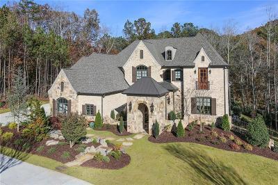 Suwanee Single Family Home For Sale: 4635 Whitestone Way