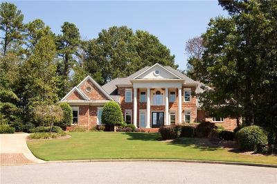 Cherokee County Single Family Home For Sale: 107 Sturbridge Pines Lane