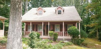 Kennesaw Single Family Home For Sale: 5778 Stonehaven Drive NW