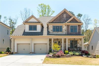 Single Family Home For Sale: 4025 Cameron Court