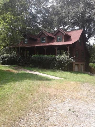 Powder Springs Single Family Home For Sale: 5098 Meadows Road