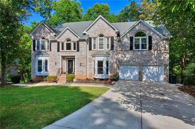 Marietta GA Single Family Home For Sale: $555,900