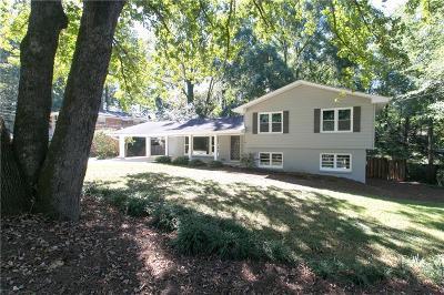 Atlanta GA Single Family Home For Sale: $429,900