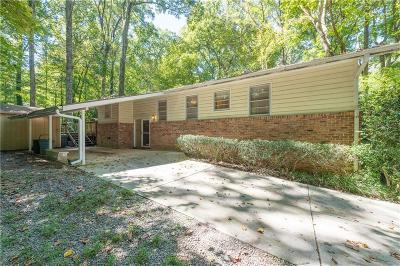 Chamblee Single Family Home For Sale: 1689 Remington Road