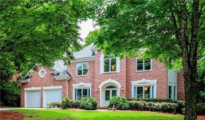 Atlanta GA Single Family Home For Sale: $1,050,000