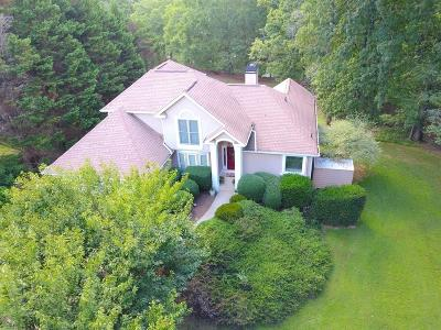 Forsyth County, Gwinnett County Single Family Home For Sale: 6320 Holland Court