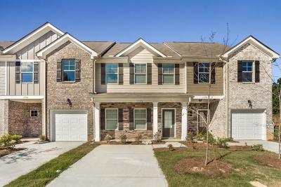 Jonesboro Condo/Townhouse For Sale: 1595 Iris Walk #152