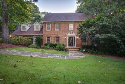 Atlanta GA Single Family Home For Sale: $569,900