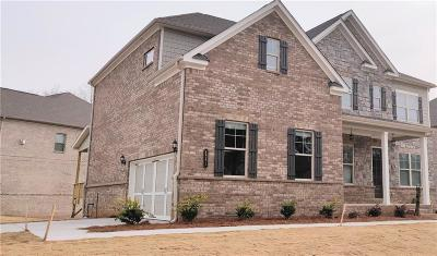 Buford Single Family Home For Sale: 4581 Point Rock Drive