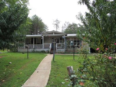 Jasper Single Family Home For Sale: 102 Holly Hill Road E