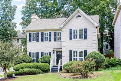 Brookhaven Single Family Home For Sale: 4175 Dunwoody Terrace