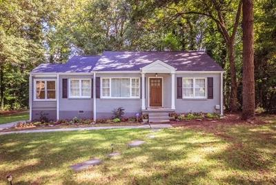 Decatur Single Family Home For Sale: 3197 Leeland Road