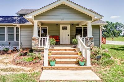 Kingston Single Family Home For Sale: 231 Wiseman Road
