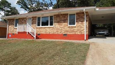Single Family Home For Sale: 2142 Brannen Road SE
