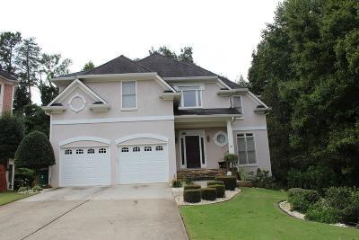 Marietta Single Family Home For Sale: 3666 Outlook Court NE