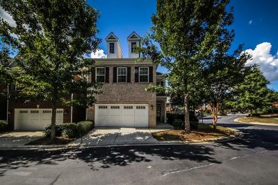 Fulton County Condo/Townhouse For Sale: 3184 Buck Way