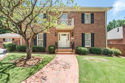 Decatur Single Family Home For Sale: 1847 Bedfordshire Drive