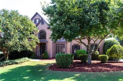 Forsyth County Single Family Home For Sale: 4950 Piney Grove Drive
