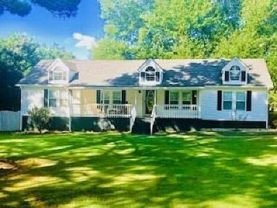 Griffin Single Family Home For Sale: 61 Beaver Road