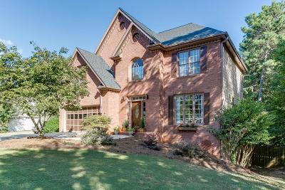 Lawrenceville Single Family Home For Sale: 615 Harbor Bay Drive