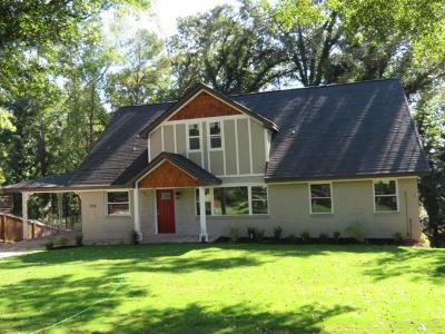 Atlanta Single Family Home For Sale: 2144 Edgemore Drive SE