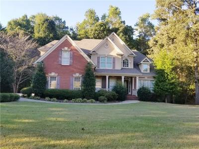 Conyers GA Single Family Home For Sale: $370,000