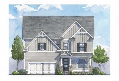 Marietta Single Family Home For Sale: 4625 Wigley Road NE