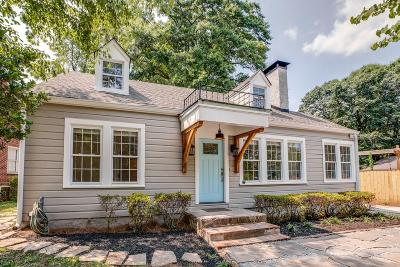 Decatur Single Family Home For Sale: 528 Scott Boulevard