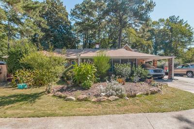 Decatur Single Family Home For Sale: 2206 Columbia Drive