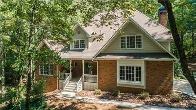 Kennesaw Single Family Home For Sale: 284 Oak Hammock Drive NW