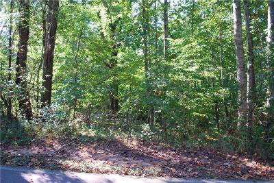 Dahlonega Residential Lots & Land For Sale: Highlands Road