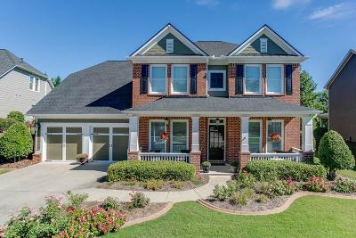Flowery Branch GA Single Family Home For Sale: $359,000