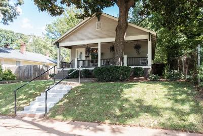 Atlanta Single Family Home For Sale: 205 Mayson Avenue NE