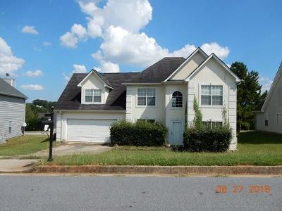 Riverdale Single Family Home For Sale: 8087 Clearview Circle