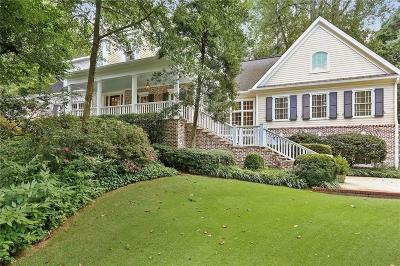 Single Family Home For Sale: 125 Beverly Road NE