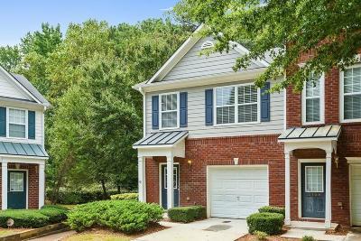 Tucker Condo/Townhouse For Sale: 2161 Dillard Crossing